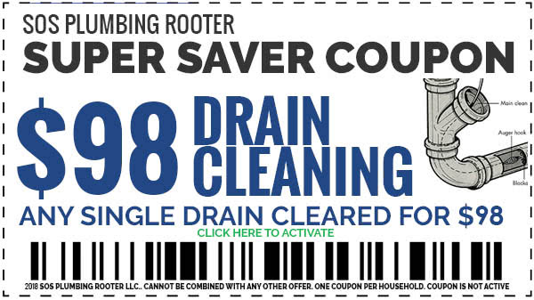 Orange County Plumbing Coupons Plumbing Orange County $98 Drain Cleaning