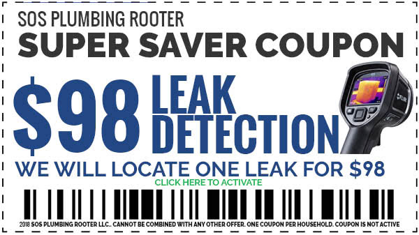 Orange County Plumbing Coupons Plumbing Orange County $98 Leak Detection