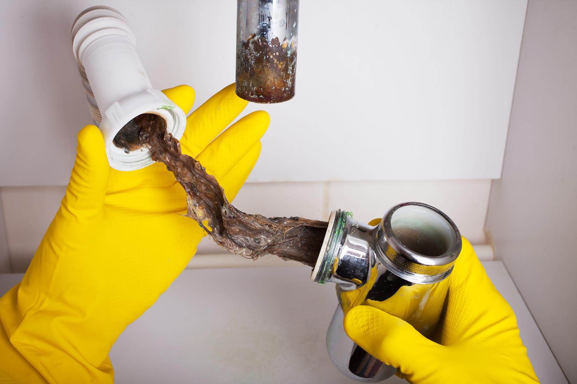 Drain Cleaning Services Orange County