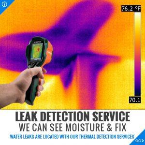 Water Leak Detection Orange County