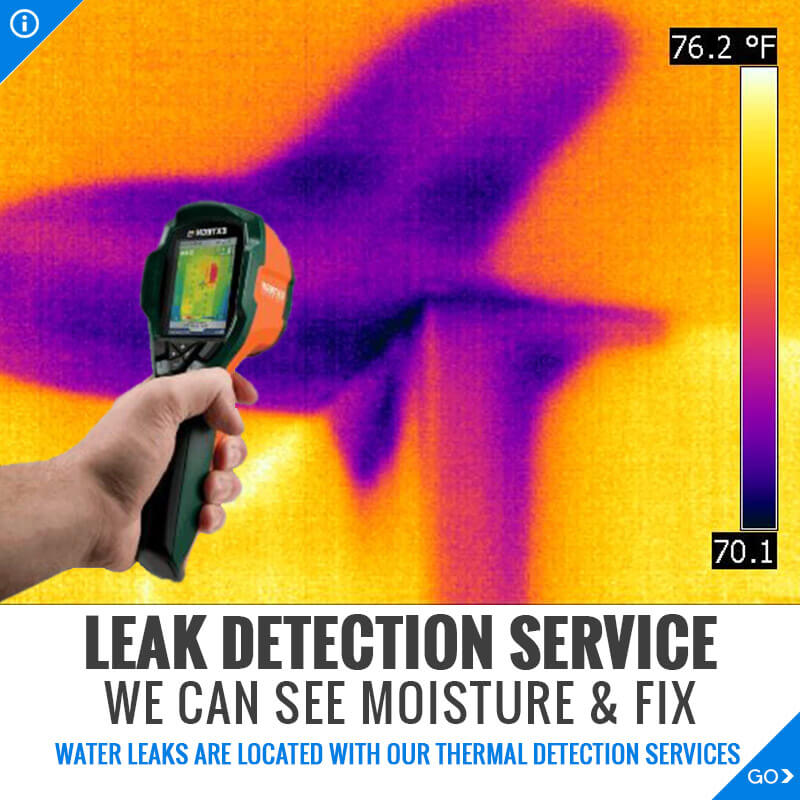 Water Leak Detection Orange County