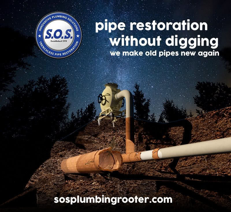 Pipe Restoration Without Digging