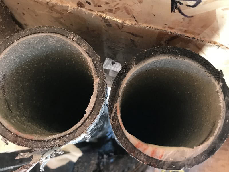 We Save Foundations With Trenchless Pipe Repair