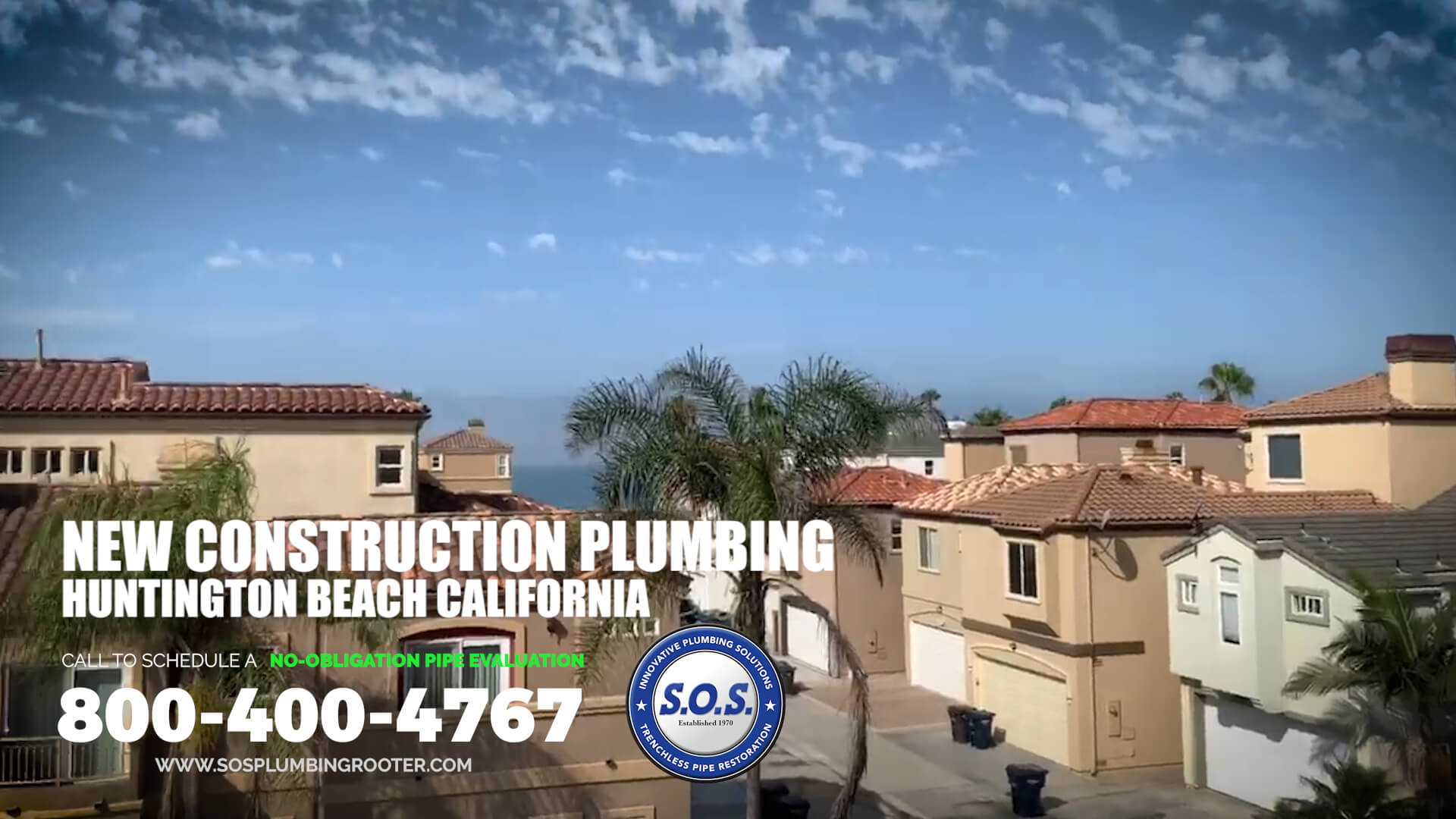 New Construction Plumbers Huntington Beach CA