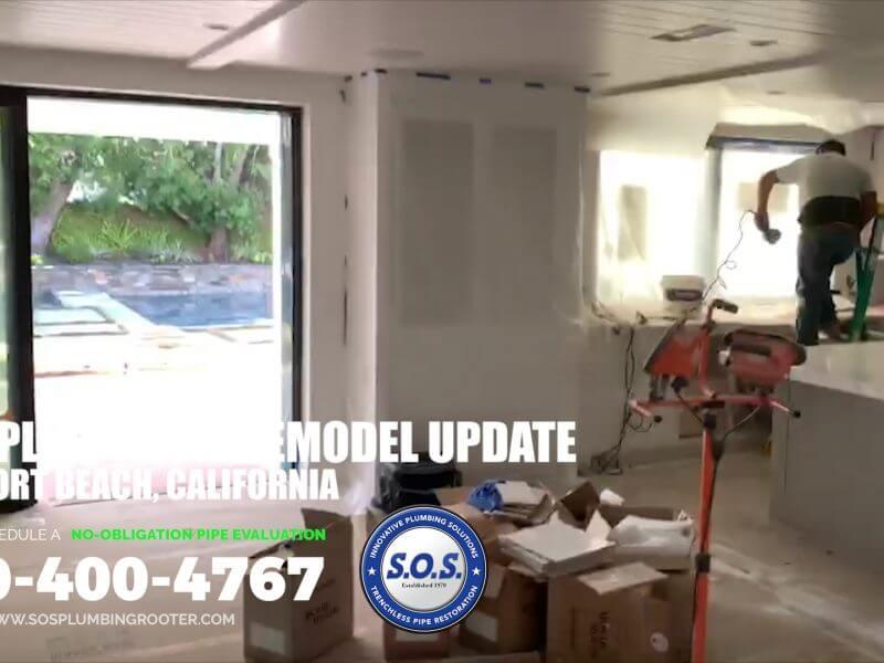 Newport Beach Home Renovation Walkthru